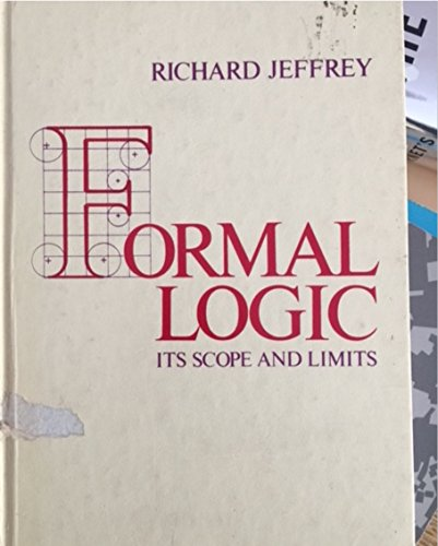 9780070323216: Formal Logic: Its Scope and Limits