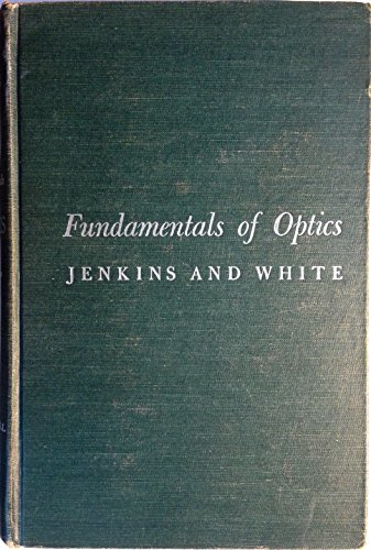 9780070323285: Fundamentals of Optics