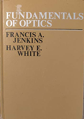9780070323308: Fundamentals of Optics