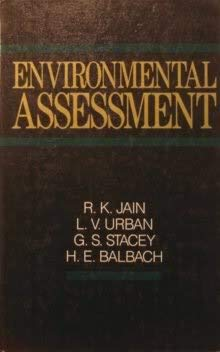 Environmental Assessment: R. K. Jain,