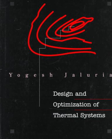 9780070323889: Design and Optimisation of Thermal Systems (McGraw-Hill Mechanical Engineering)