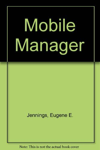 9780070324503: Mobile Manager a Study of the New Generation of to