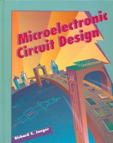 9780070324824: Microelectronic Circuit Design (Electronics and VLSI Circuits)