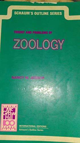 9780070325517: Zoology: Schaum's Outline Series Theory & Problmes