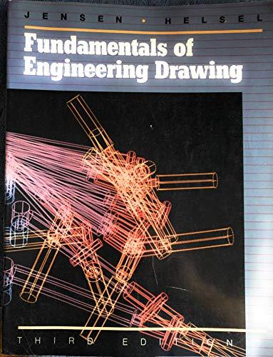 9780070325609: Fundamentals of Engineering Drawing