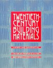9780070325739: 20th Century Building Materials: History and Conservation