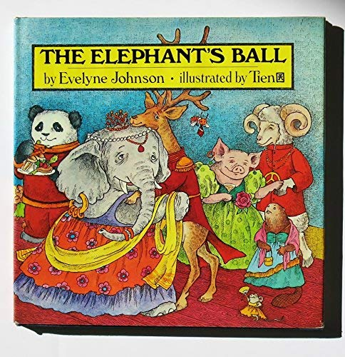 9780070326149: The elephant's ball