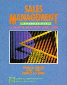 9780070326538: Sales Management: Concepts, Practices, Cases: Instructor's Manual