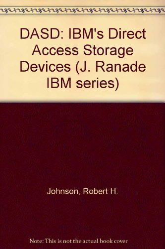 9780070326743: Dasd: IBM's Direct Access Storage Devices (J Ranade Ibm Series)