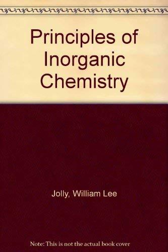 9780070327580: Principles of Inorganic Chemistry