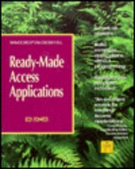 9780070327726: Ready-made Access Applications
