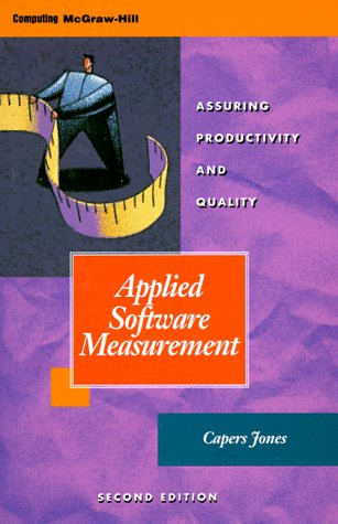 9780070328266: Applied Software Measurement: Assuring Productivity and Quality
