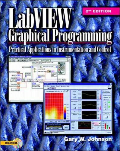9780070329157: LabVIEW Graphical Programming : Practical Applications in Instrumentation and Control