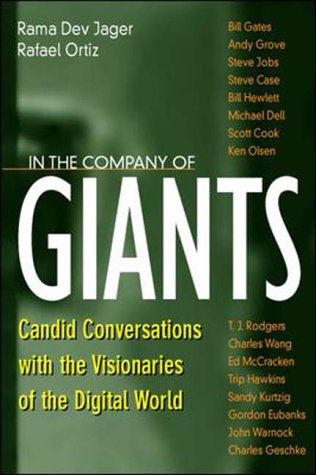 9780070329348: In the Company of Giants: Candid Conversations with the Visionaries of the Digital World