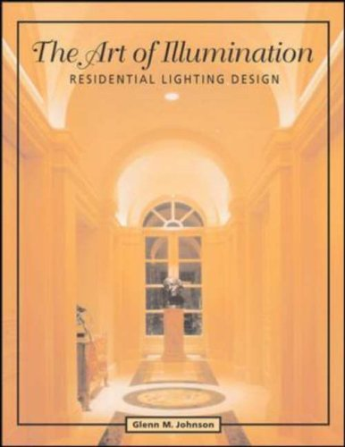 9780070329591: Art of Illumination: Residential Lighting Design