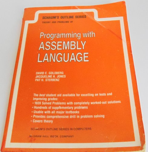 9780070330115: Schaum's Outline of Theory and Problems of Programming with Assembly Language