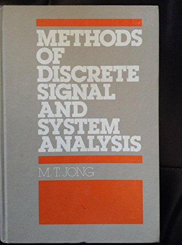 9780070330252: Methods of Discrete Signal and System Analysis (McGraw-Hill Series in Electrical Engineering)