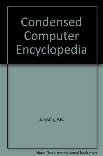 9780070330382: Condensed Computer Encyclopedia
