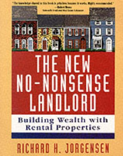 9780070330405: The New No-Nonsense Landlord: Building Wealth With Rental Properties