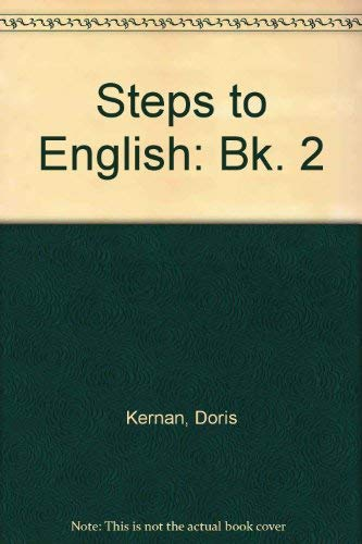 9780070331020: Steps to English 2 (Bk. 2)