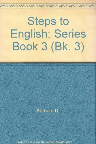 9780070331037: Steps to English: Series Book 3 (Bk. 3)