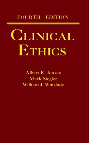 9780070331204: Clinical Ethics