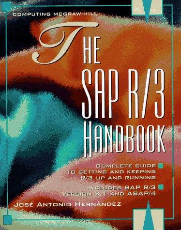 9780070331211: The Sap R/3 Handbook
