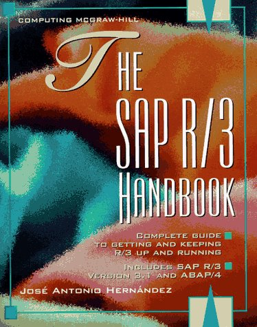 The Sap R/3 Handbook: Hernandez, Jose Antonio