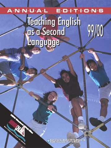 9780070331402: Teaching English As a Second Language 99/00 (Annual Editions)