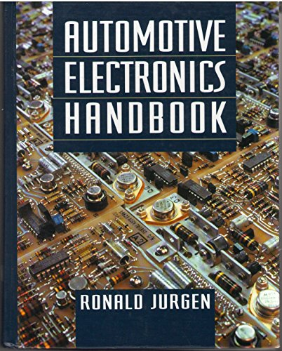 9780070331891: Automotive Electronics Handbook