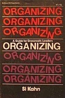 9780070331990: Organizing: A Guide for Grass Roots Leaders