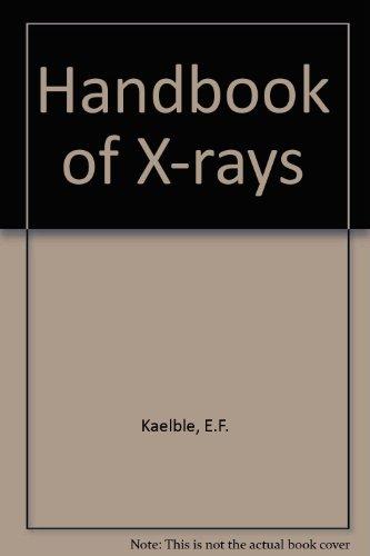 9780070332003: Handbook of X-rays