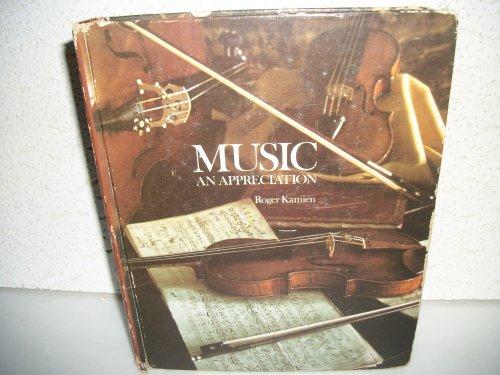 9780070332799: Music: An Appreciation