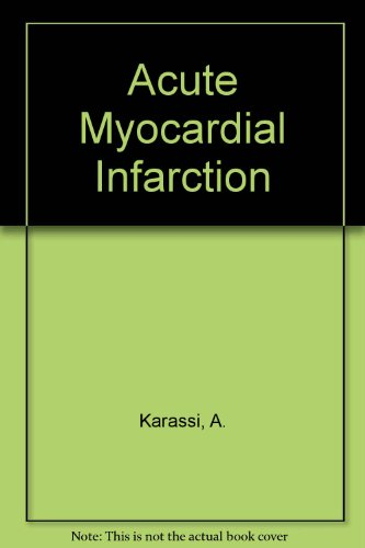 9780070332966: Acute Myocardial Infarction