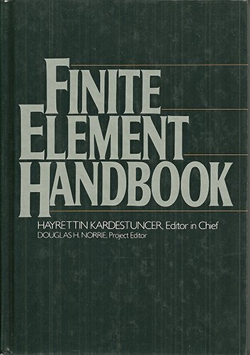 9780070333055: Finite Element Handbook