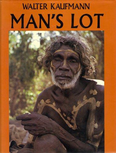 9780070333147: Man's Lot