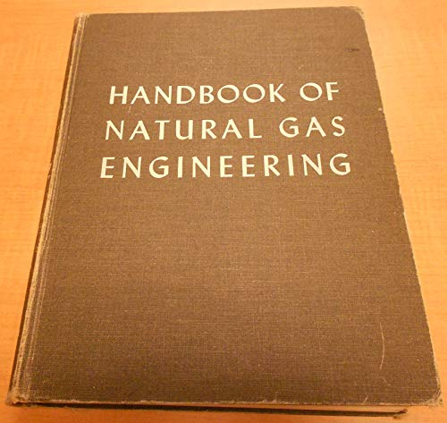 9780070333840: Handbook of Natural Gas Engineering (Chemical Engineering)