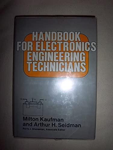 9780070334014: Handbook for electronics engineering technicians