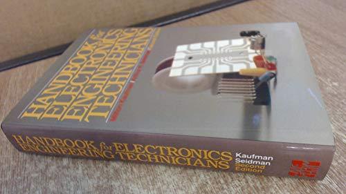 9780070334083: Handbook for Electronics Engineering Technicians