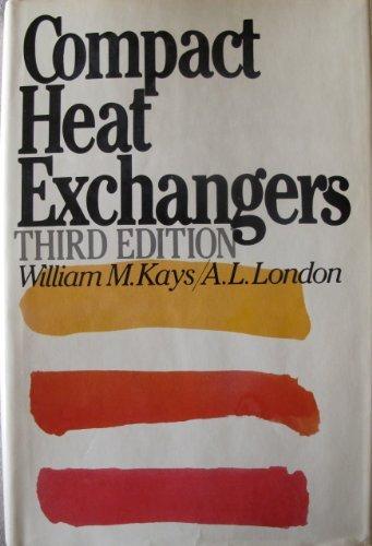 9780070334182: Compact Heat Exchangers