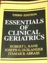 9780070334731: Essentials of Clinical Geriatrics