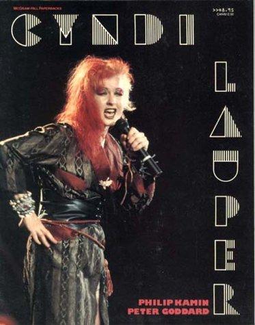 9780070334991: Cyndi Lauper