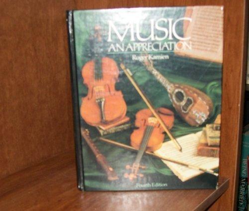 9780070335431: Music: An appreciation