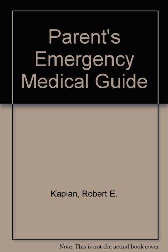 9780070335561: Parent's Emergency Medical Guide