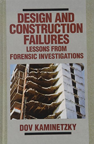 9780070335653: Design and Construction Failures: Lessons from Forensic Investigations