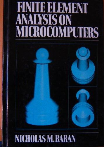 9780070336940: Finite Element Analysis on Microcomputers