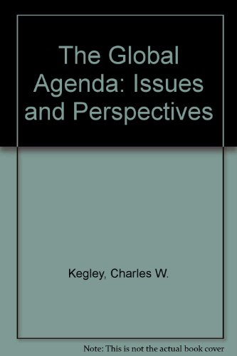 9780070337077: The Global Agenda: Issues and Perspectives