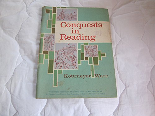9780070337657: Conquests in Reading