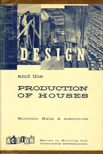 9780070338753: Design and the Production of Houses