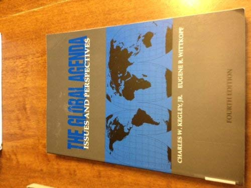 9780070340435: The Global Agenda: Issues and Perspectives
